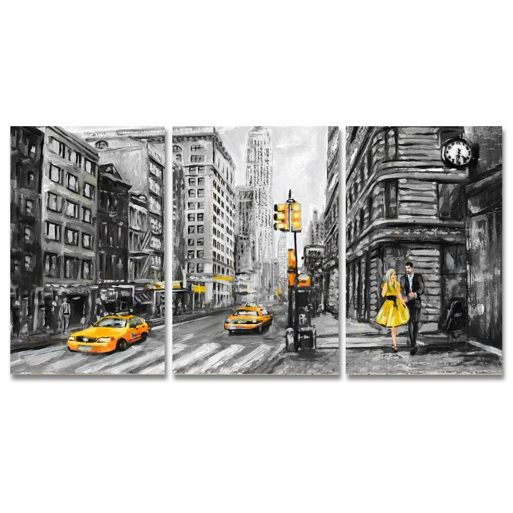 Tela Canvas Times Square