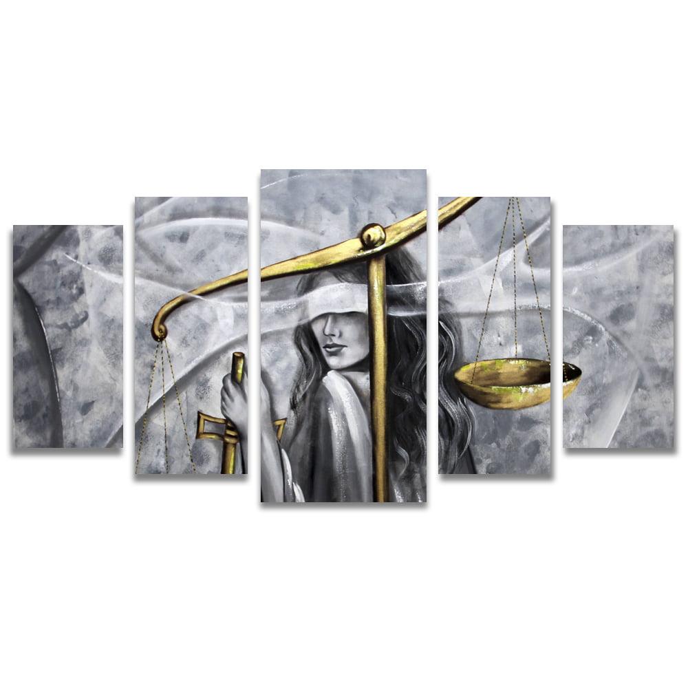 Quadro Canvas Deusa Themis